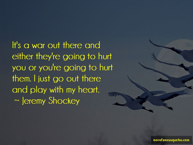 Jeremy Shockey Quotes Pictures 4