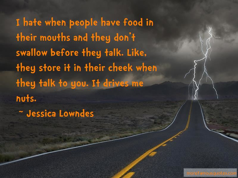 Jessica Lowndes Quotes Pictures 3