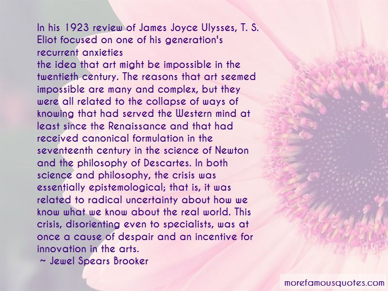 Jewel Spears Brooker Quotes