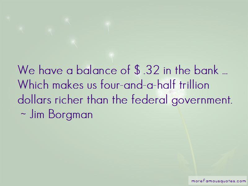 Jim Borgman Quotes