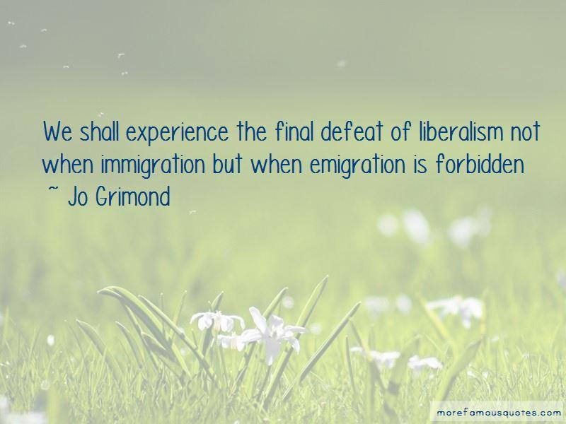 Jo Grimond Quotes Pictures 3