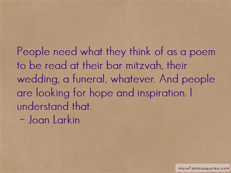 Joan Larkin Quotes Pictures 3