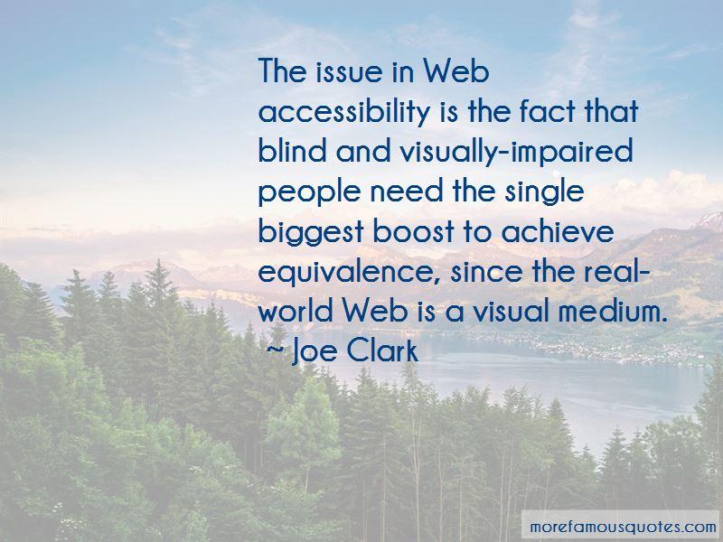 Joe Clark Quotes Pictures 3