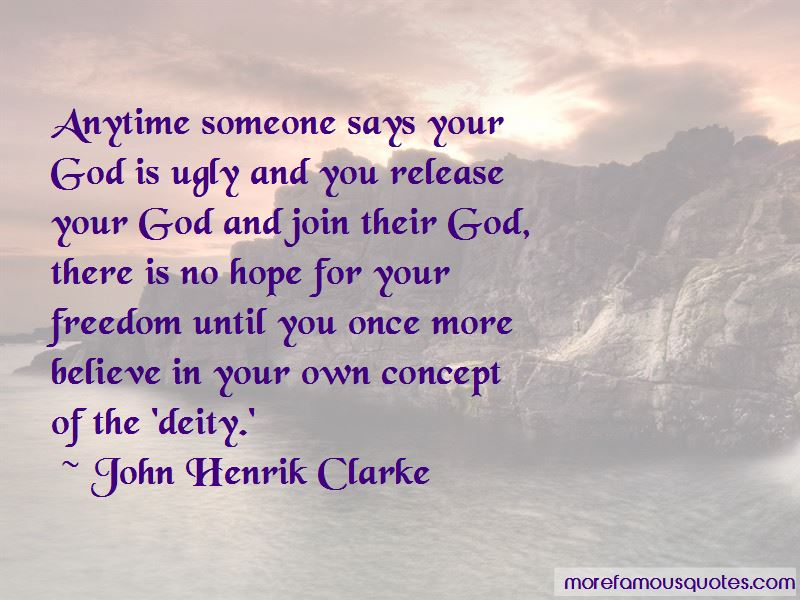 John Henrik Clarke Quotes Pictures 2