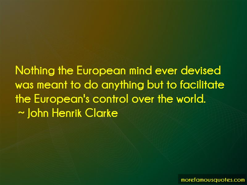 John Henrik Clarke Quotes Pictures 3