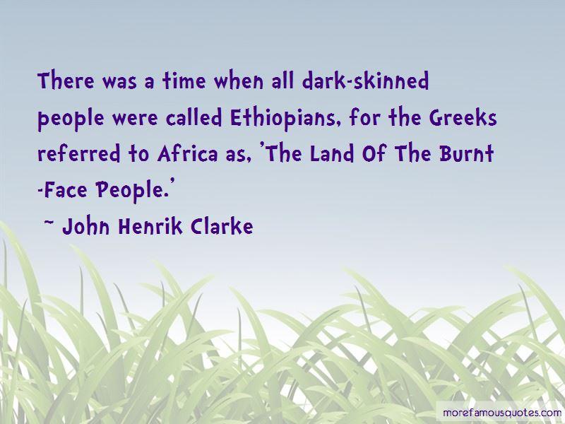 John Henrik Clarke Quotes Pictures 4