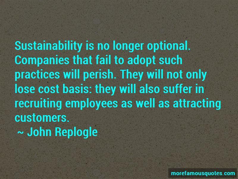 John Replogle Quotes Pictures 2