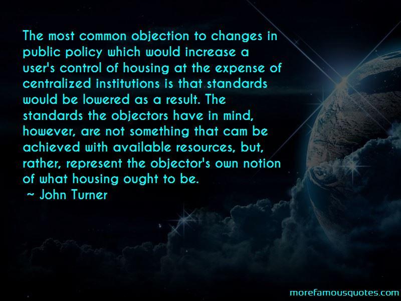 John Turner Quotes
