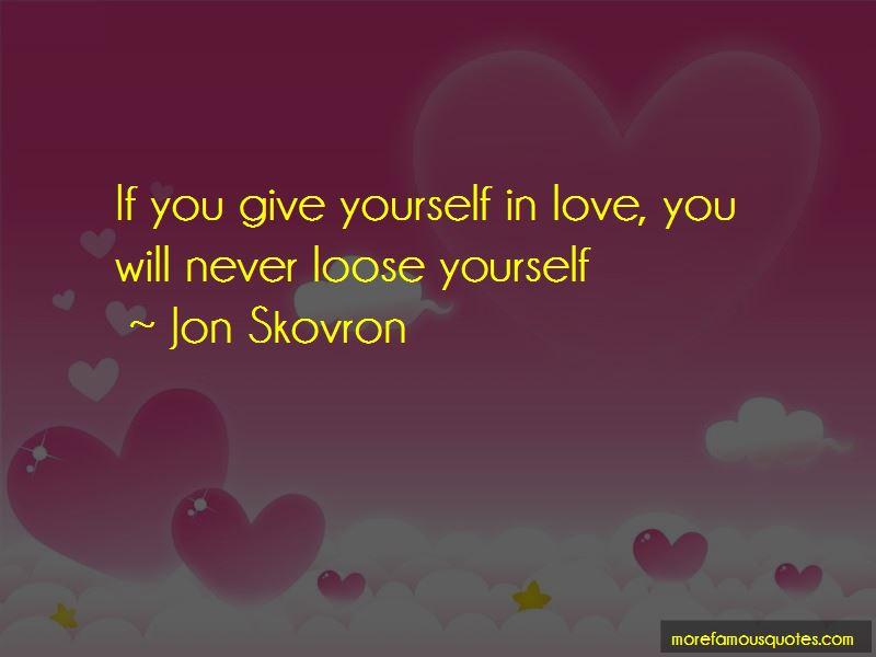 Jon Skovron Quotes Pictures 3