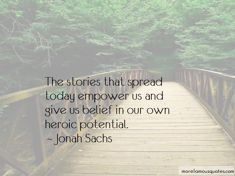 Jonah Sachs Quotes Pictures 2