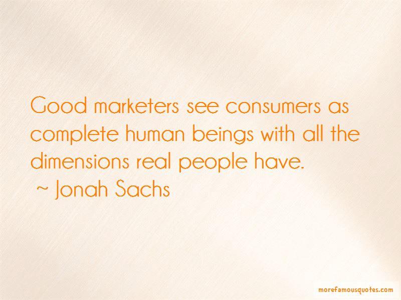 Jonah Sachs Quotes