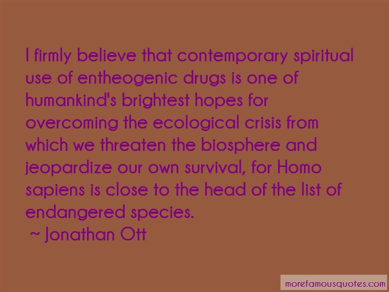 Jonathan Ott Quotes Pictures 2