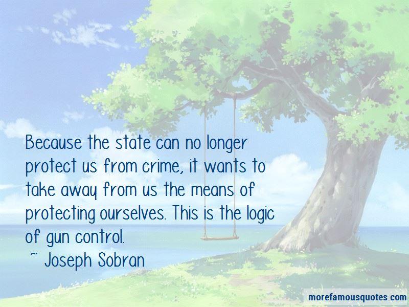 Joseph Sobran Quotes Pictures 2