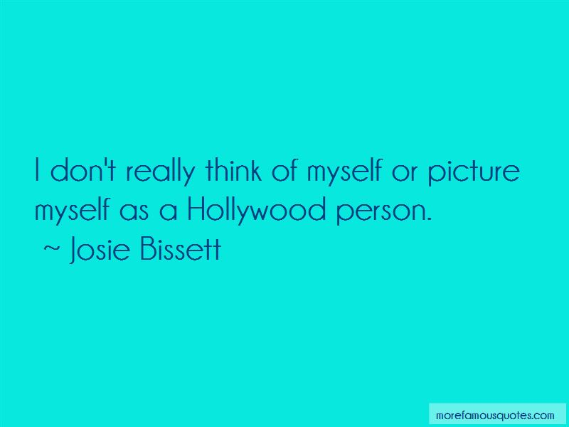 Josie Bissett Quotes Pictures 3