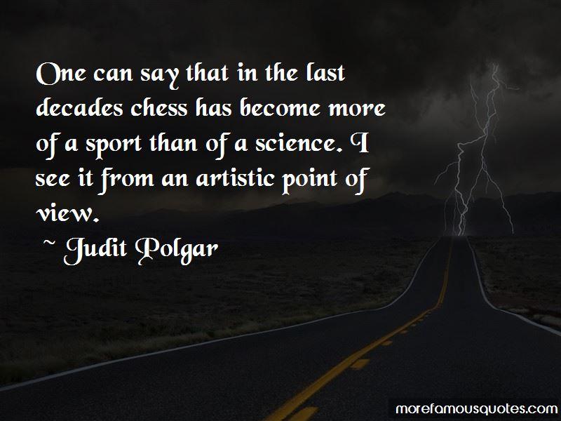 Judit Polgar Quotes Pictures 2