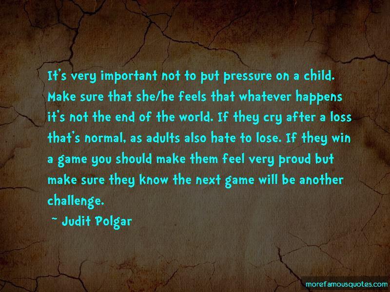Judit Polgar Quotes