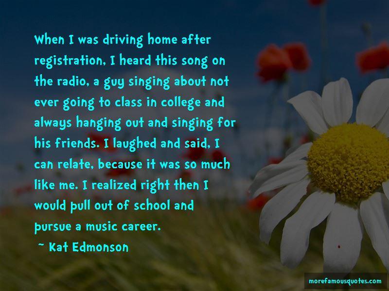 Kat Edmonson Quotes Pictures 3