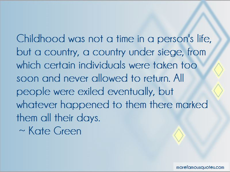Kate Green Quotes