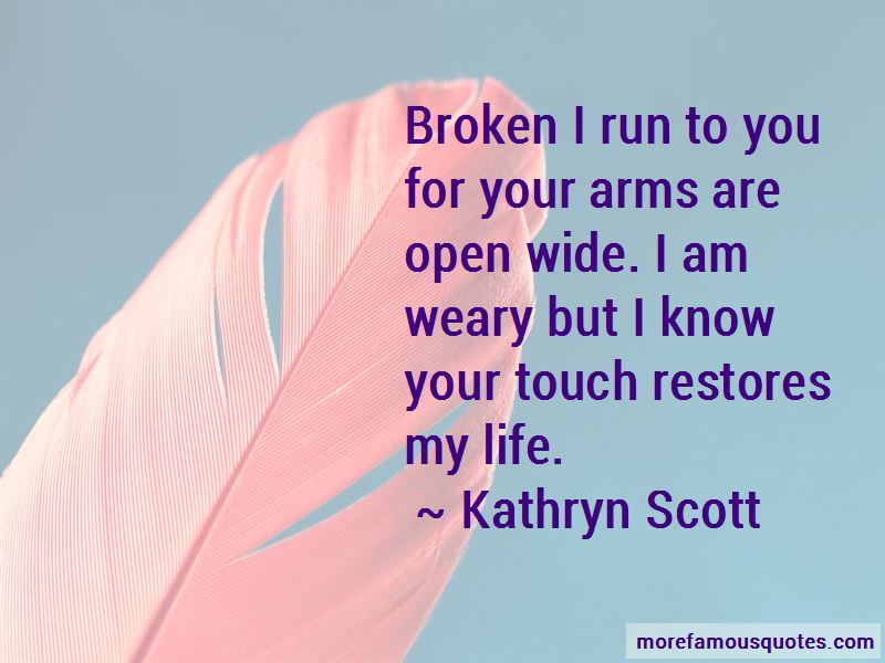 Kathryn Scott Quotes Pictures 2