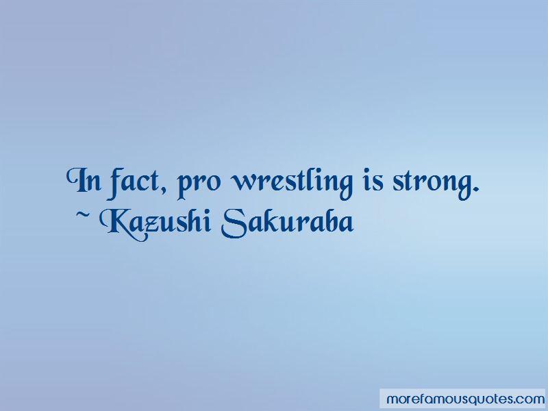 Kazushi Sakuraba Quotes Pictures 3