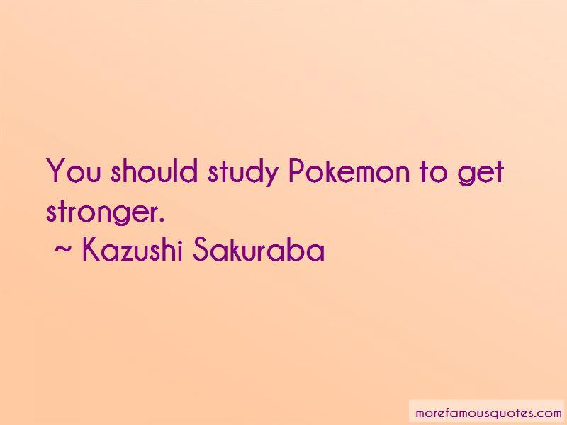 Kazushi Sakuraba Quotes Pictures 4