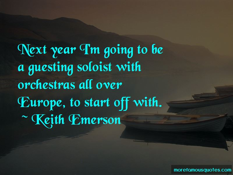Keith Emerson Quotes Pictures 4