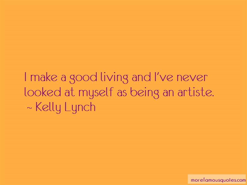 Kelly Lynch Quotes Pictures 2
