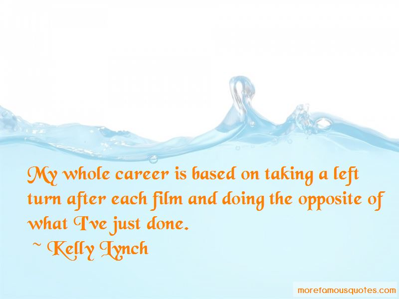 Kelly Lynch Quotes Pictures 4