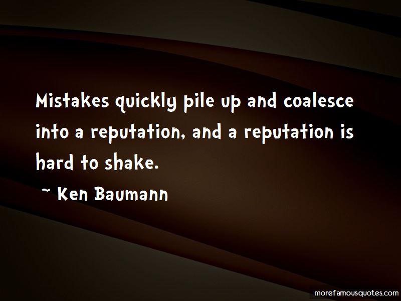 Ken Baumann Quotes Pictures 4