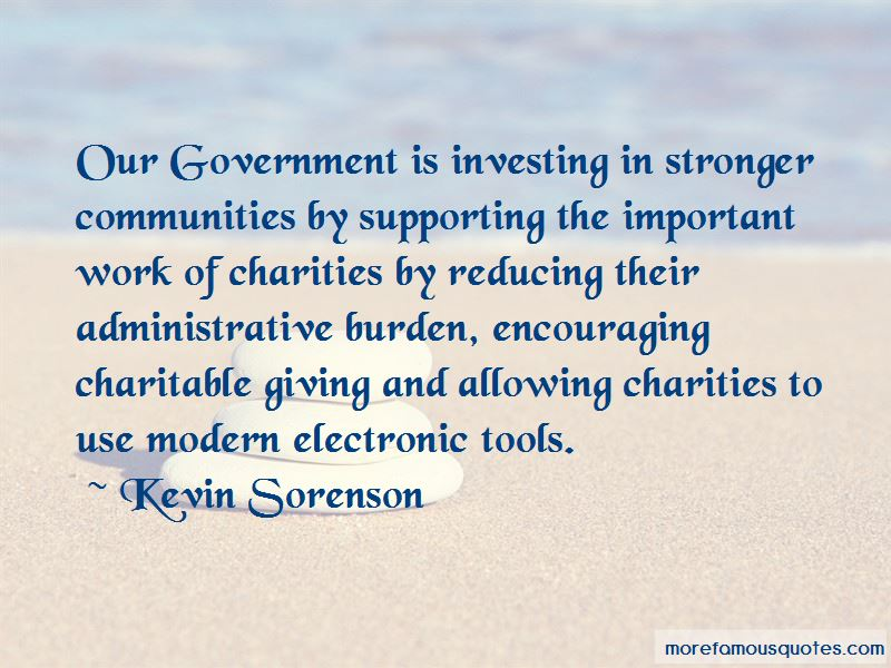 Kevin Sorenson Quotes Pictures 2