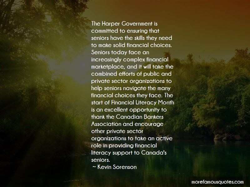 Kevin Sorenson Quotes Pictures 3