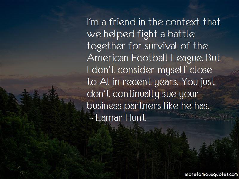 Lamar Hunt Quotes Pictures 4