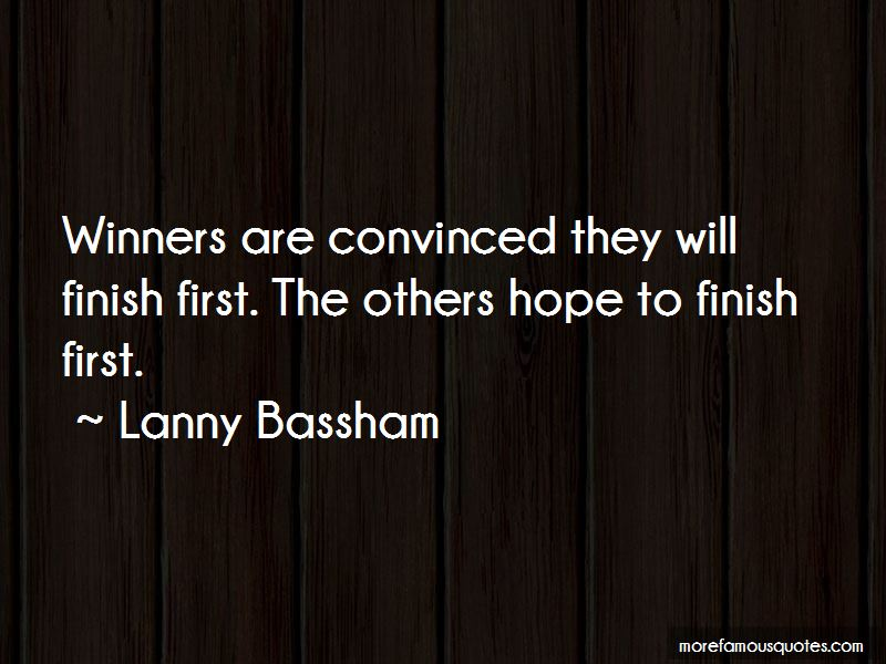 Lanny Bassham Quotes Pictures 3