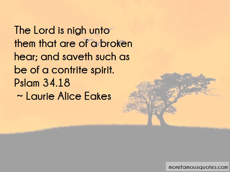 Laurie Alice Eakes Quotes Pictures 4