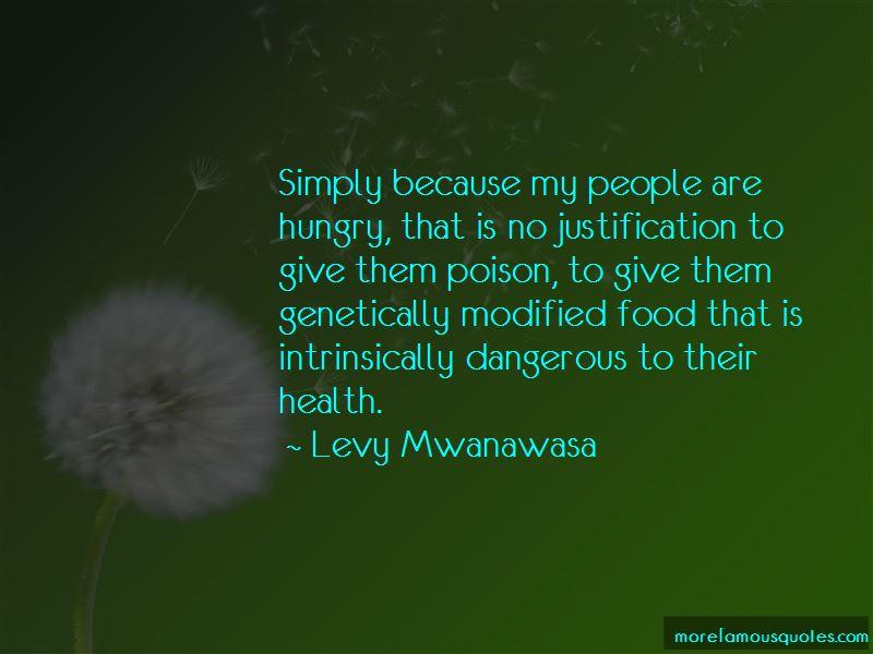 Levy Mwanawasa Quotes