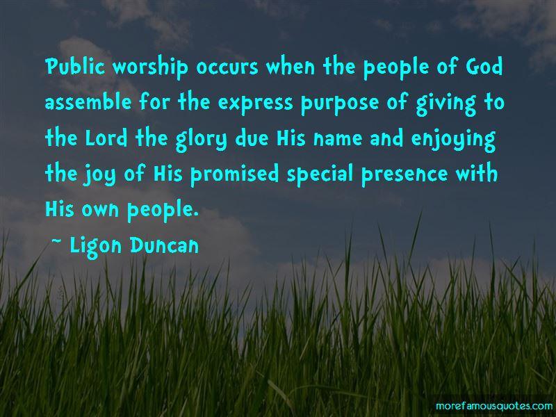 Ligon Duncan Quotes Pictures 3