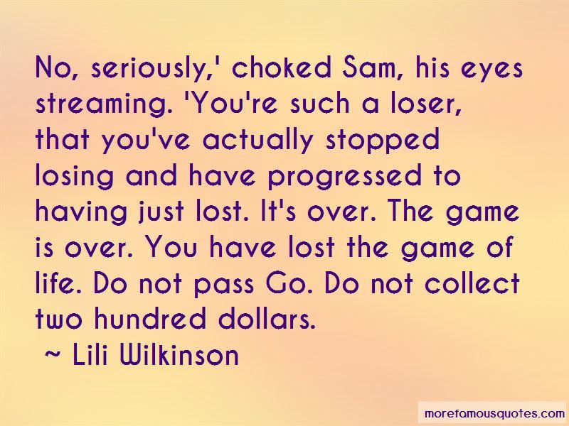 Lili Wilkinson Quotes