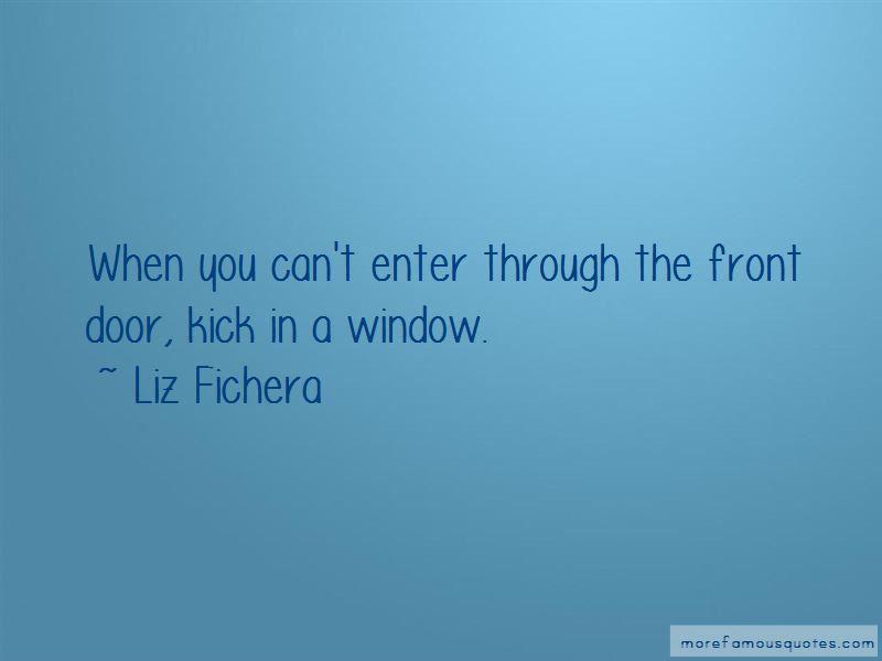 Liz Fichera Quotes Pictures 2