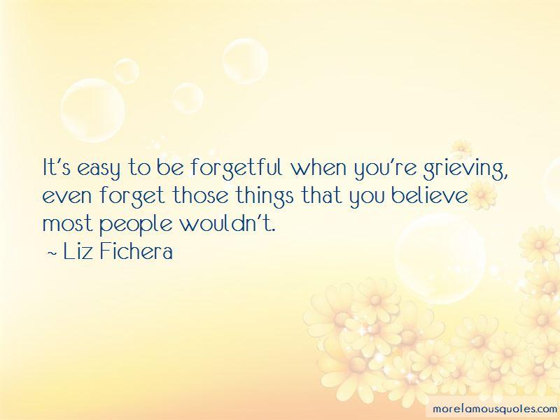 Liz Fichera Quotes