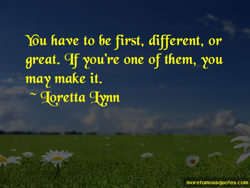 Loretta Lynn Quotes Pictures 3