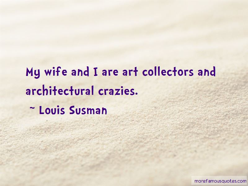 Louis Susman Quotes