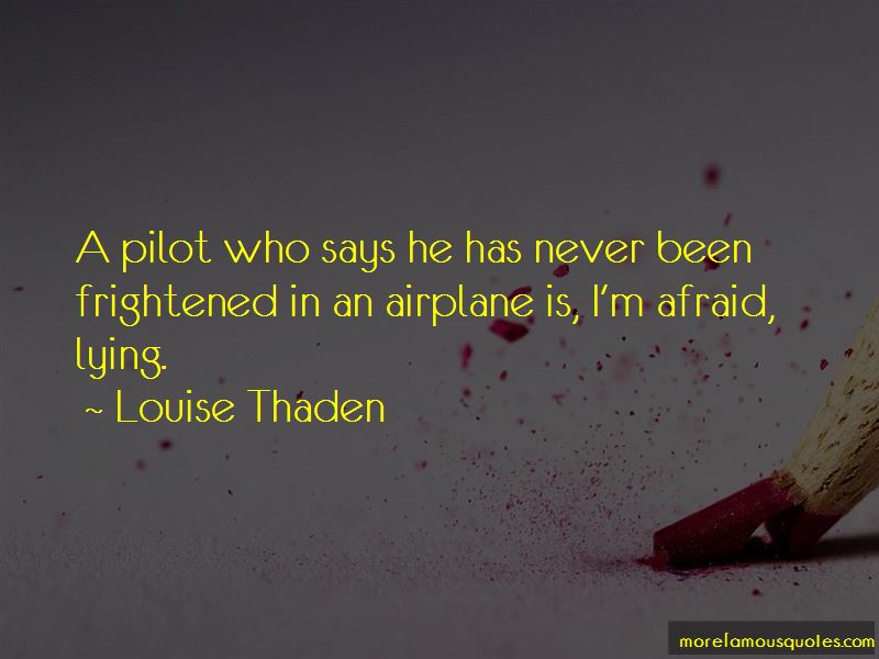 Louise Thaden Quotes Pictures 2