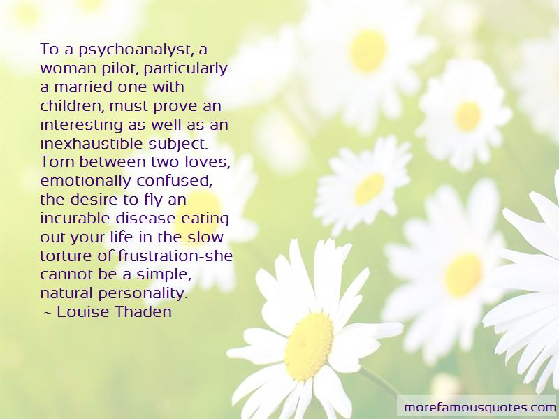 Louise Thaden Quotes Pictures 4