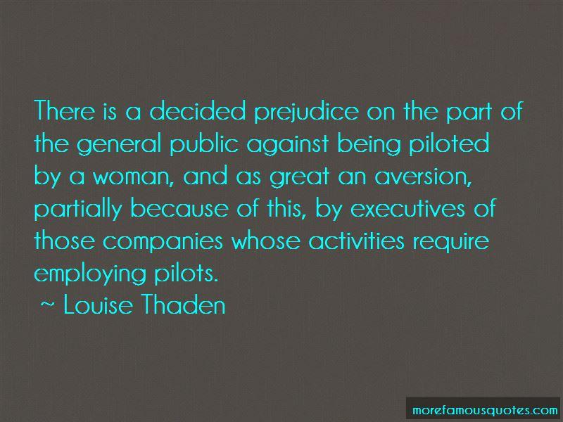 Louise Thaden Quotes