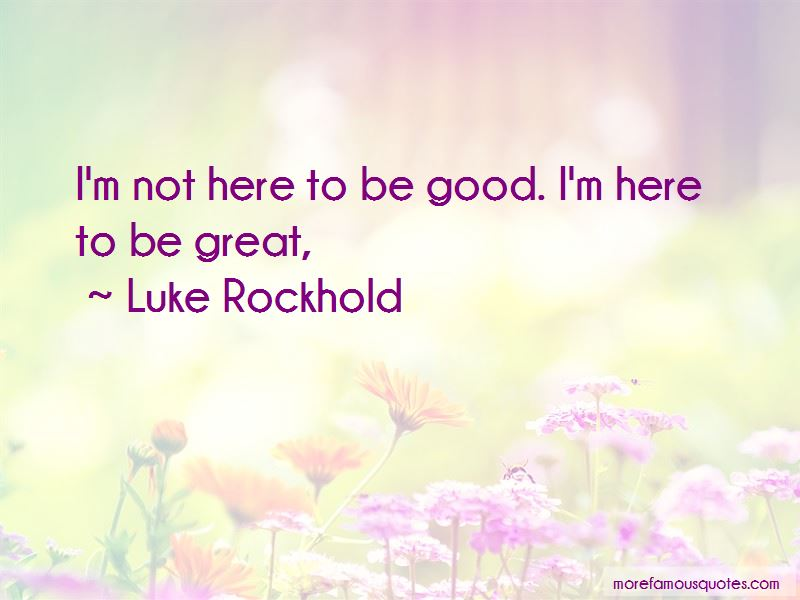 Luke Rockhold Quotes Pictures 3