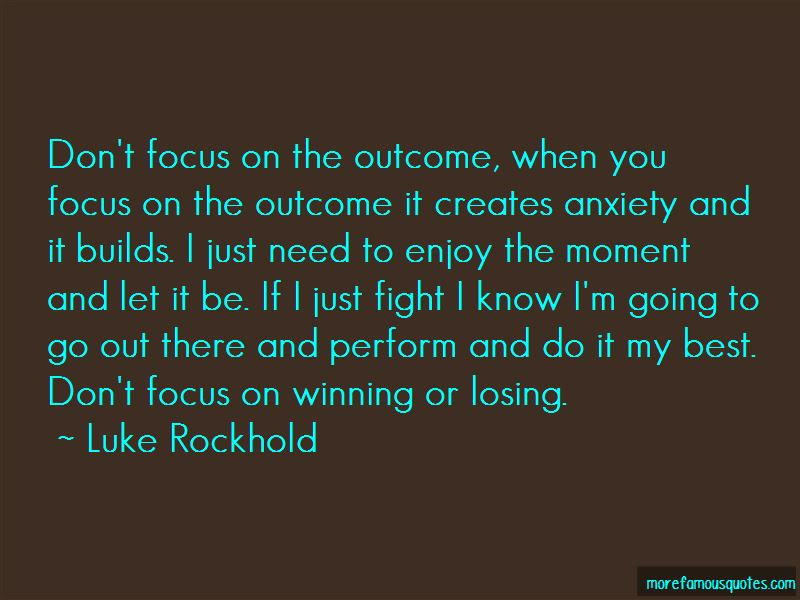 Luke Rockhold Quotes Pictures 4