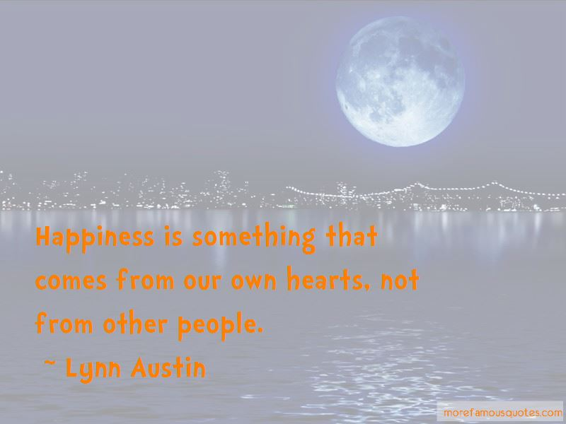 Lynn Austin Quotes Pictures 4