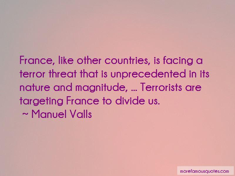 Manuel Valls Quotes