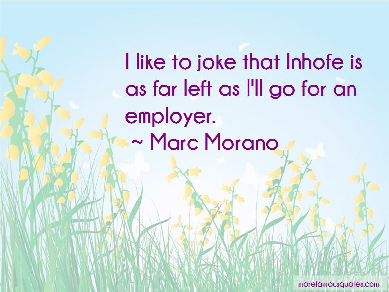 Marc Morano Quotes Pictures 2
