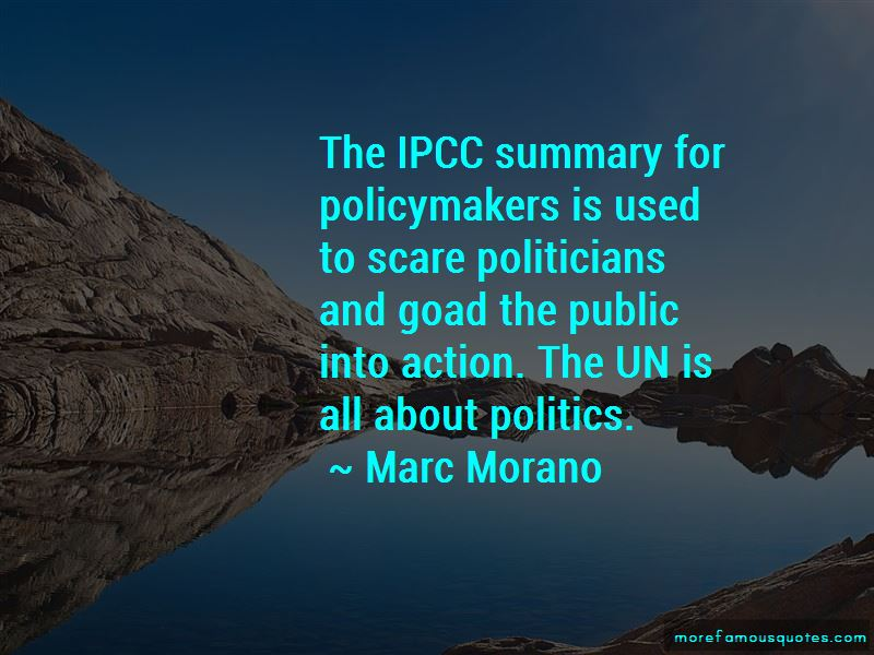 Marc Morano Quotes Pictures 4